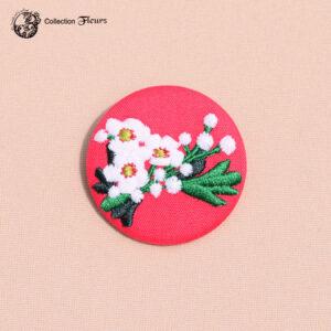 Fleurs d'aubépine