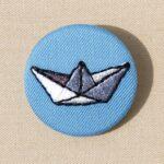origami bateau